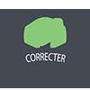 Corrector Badge