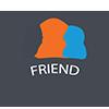 Friend Plus Plus Badge