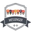 Messenger Plus Plus Badge