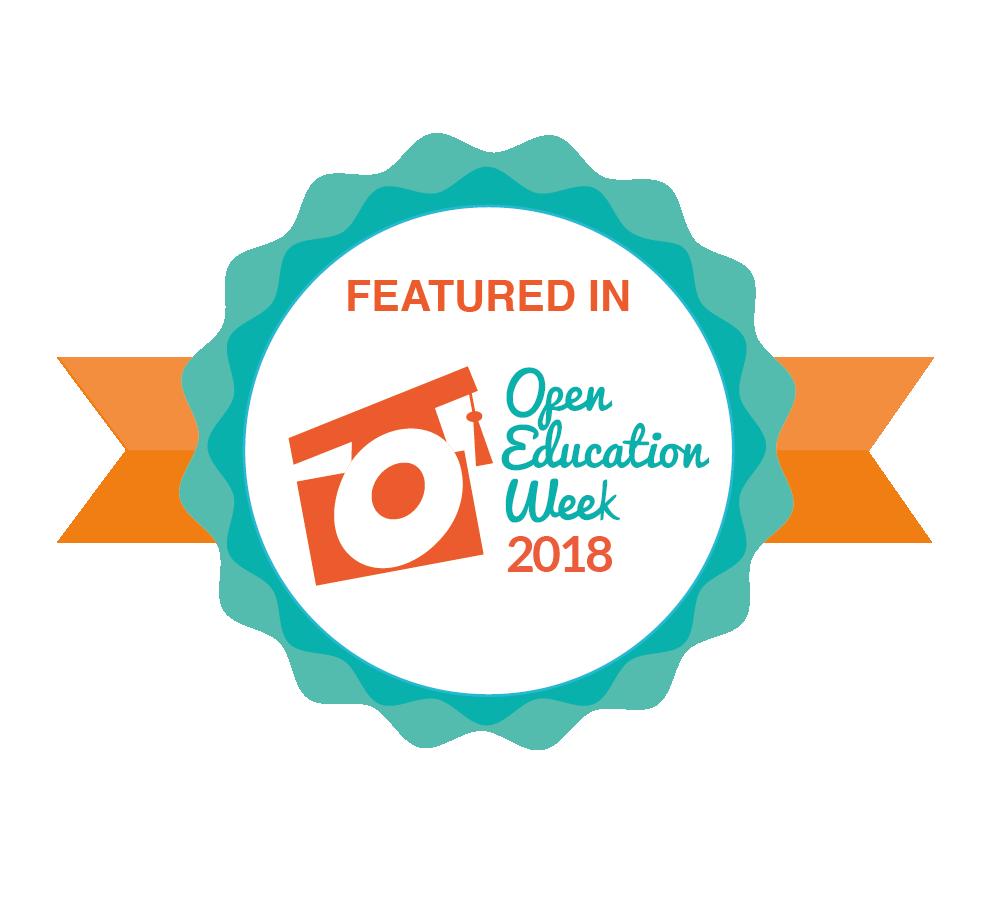 Open Education Badge